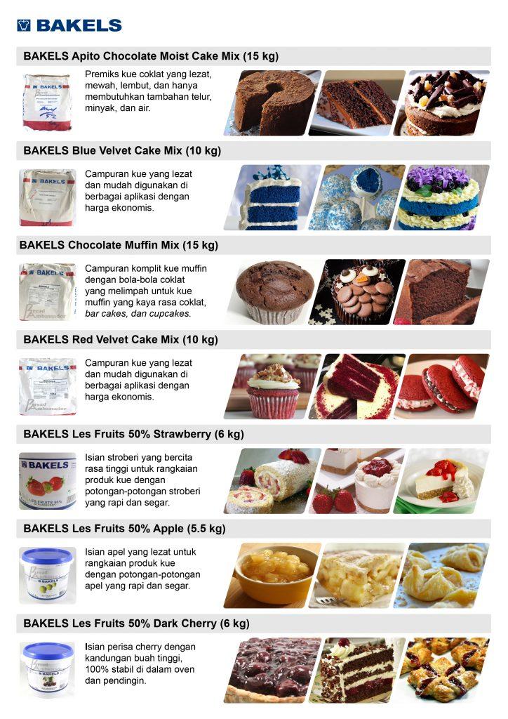 cake mix-filling