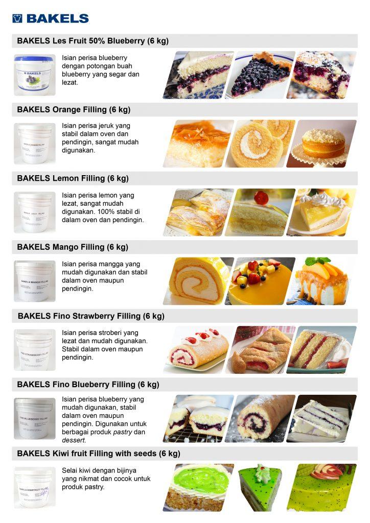 filling bakels